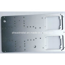 Big Aluminum Plated Used for Machines CNC Machining Part in High Precision