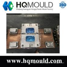 Modelagem por injecção fina plástica do recipiente da parede do molde do Hq