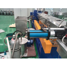 PP PE twin screw extruder screen changer