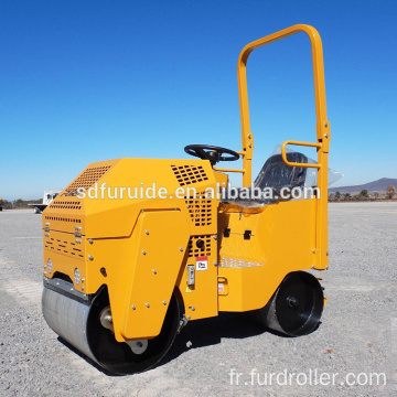 New Arrival Vibratory Ride on Road Roller (FYL-860)