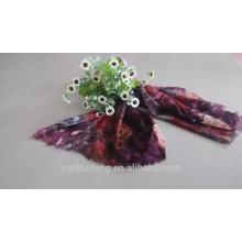 Inner Mongolia, lenço de lã solúvel, estilo impresso