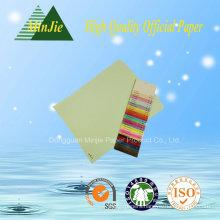 Colourful Colored Colorful Mutilpurpose Custom Size Office Copy Paper