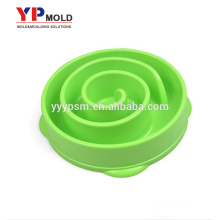 Plastic pet food bowl injection mold supplier with factory price on sale