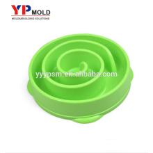 Пластиковый корм для домашних животных чаша для инъекций пресс-формы с заводской ценой в продаже