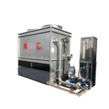Working principle of industrial cooling tower