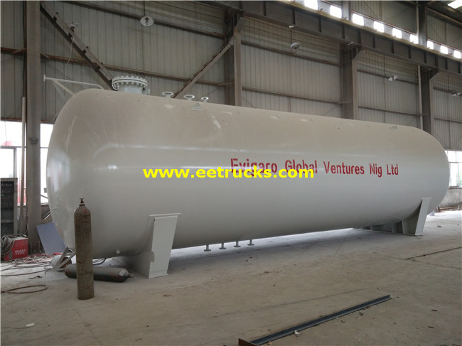 ASME LPG Bulk Tanks