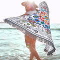 Large Thick Round Beach Towels / Towels