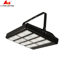 UL DLC CE IP65 120-277v/180-277v led modular flood light 100w-400w