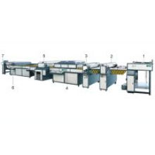 ZXUV-1400 Fully Automatic UV Coating Machine