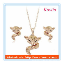 Mode bijoux féminins et bijoux bijoux ensemble bijoux en or bijoux