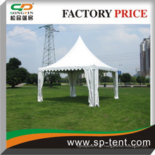 6x6m Outdoor Camping Pagode Zelt für Outdoor-Events aus China