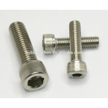 High Quality M3 strongest Steel/Stainless Steel Anodized Sign Socket Screw