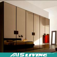 Espejo extraiga los gabinetes del armario de la puerta (AIS-W415)