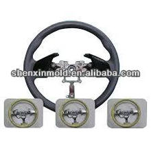 automobile steering wheel from ingection plastic parts