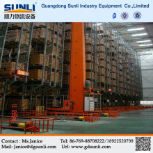 High Efficiency Warehouse A/S R/S Automated Rack