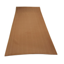 Light Brown + Black EVA Double Colors Sheet For CNC Cutting
