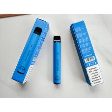 Одноразовая электронная сигарета 1000 затяжек 550 мАч