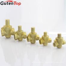 GutenTop высокое качество 1/2 дюйма до 5/2 дюйма Материал Латунь редукционный Клапан