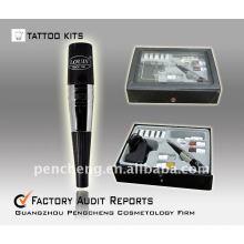Нержавеющая перманентная макияжная ручка - Профессиональное устройство для татуировки
