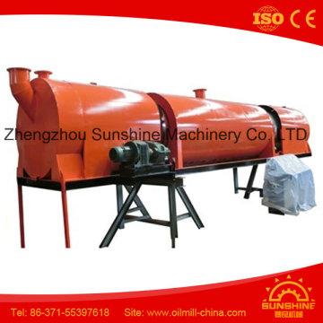 Large Capacity Continuous Carbonization Furnace Carbonization Kiln