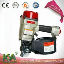 Cn70 Neumático de alambre clasificado bobina Nailer