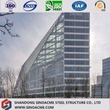 En1090 Certified Steel Frame Hotel Building / Commercial Construction