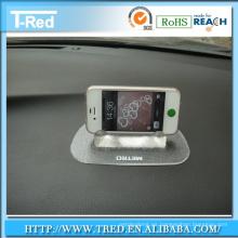 últimos productos únicos sostenedor suave del teléfono del coche del gel de la PU
