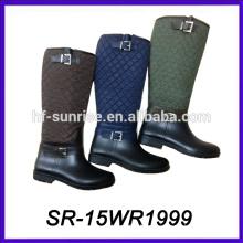 cheap rain boot women rain boot high heel rain boot