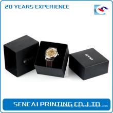 Custom Made Fashion Luxury Design Paper Watch Packaging Box /Kraft paper watch box