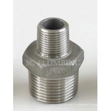 Stainless Steel Pipe Fittings-Reducing Hexagon Nipples