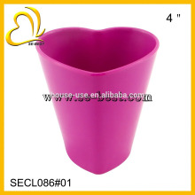 Valentine's day Heart shaped melamine drink cup
