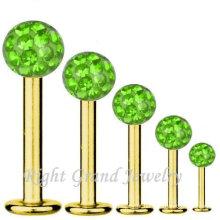 Piercing de lábio 2015 novos itens na China mercado jóias personalizadas