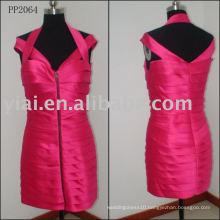 PP2064 2015 Real Images Manufacture Sexy Halter Short Cocktail Grls Party Dresses