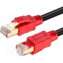 Cable Ethernet PS4 Cat8 Cable LAN de alta velocidad