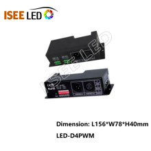 LED rgb dmx Decoder 4 Kanal LED Dimmer
