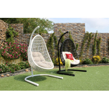 All Weather Outdoor Patio Garden Wicker Swing Chair Rattan Hammock