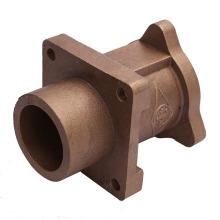 Kundenspezifische Bronze Feinguss Marine Teile