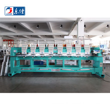 8 heads small embroidery machine