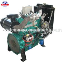 Dieselmotor Hersteller Generator Verwendung K4100ZD Schiffsmotor