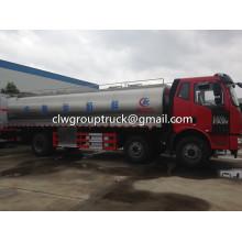 FAW 6X2 16000Litres Fresh Milk Transport Truck