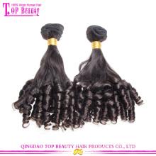Оптовая высокого качества романтический Ангел волос расширение 8А класс горячей продажи бесплатный образец волос связки