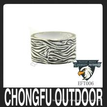 2015white e preto zebra impressão duto fita para DIY e decoração