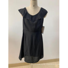 Chiffon Knee-Length Skirt For Ladies