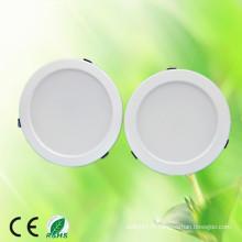 Chine fournisseur trou 150mm 100-240v 6 pouces smd5730 15w conduit plafond encastré plafond lumière