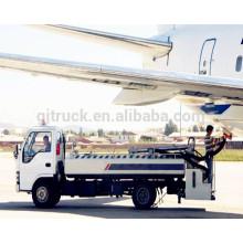 Camión para lavabo automotor para aeropuerto / Servicio de lavadero Camión / Lavadora para baño Camión para servicio higiénico para inodoro / Lavavajillas