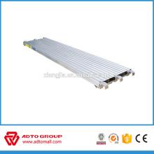 Полный алюминиевая планка для рам 7'8'10'