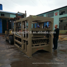 Construction Building 400*200*200 Hollow Block Making Machine