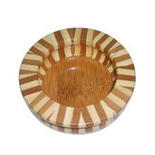 Hot Selling Circular High Quality Wooden Ashtray
