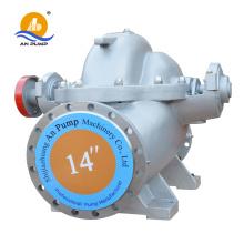 QS single stage double suction electric split case pump