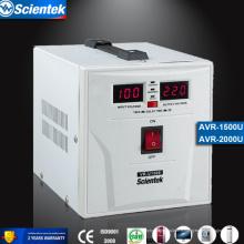 Factory 2000va 1200w Régulateur de tension fabriqué en Chine